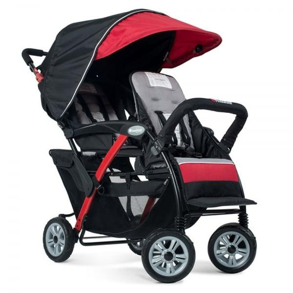 kita krippenwagen kinderwagen 2 sitzer linea quard sport. Black Bedroom Furniture Sets. Home Design Ideas