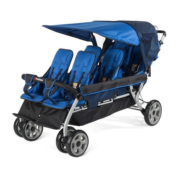 kita krippenwagen kinderwagen 6 sitzer lx6 linea. Black Bedroom Furniture Sets. Home Design Ideas